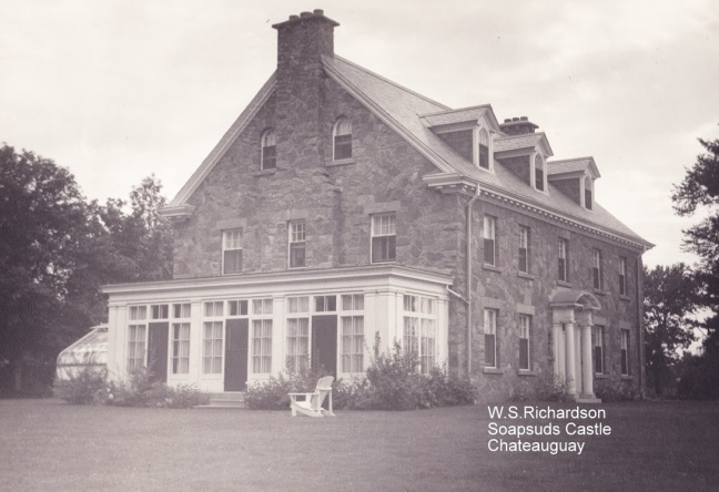 W.S.Richardson Soapsuds Castle Chateauguay 001